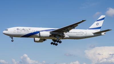 El Al Israel Airlines Boeing 777-200