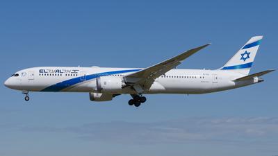 El Al Israel Airlines Boeing 787-9
