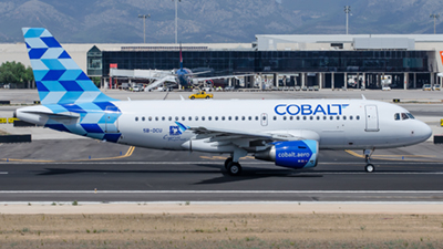 Cobalt Air Airbus A319