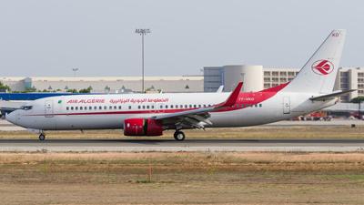Air Algerie Boeing 737-800