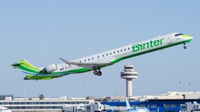 Binter Canarias Bombardier CRJ-1000