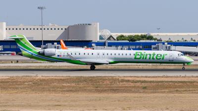 Binter Canarias Mitsubishi CRJ-1000