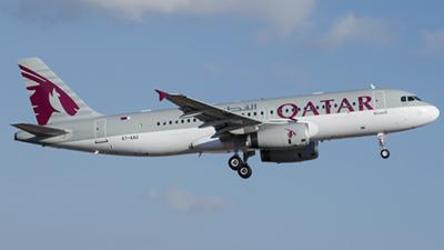 Qatar Airways Airbus A320