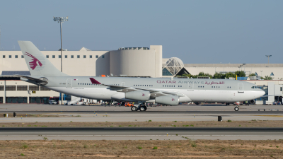 Qatar Airways Airbus A340-200