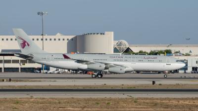 Qatar Airways Airbus A340-200