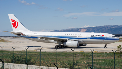 Air China Airbus A330-200