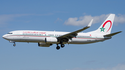 Royal Air Maroc Boeing 737-800