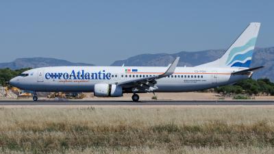 Euro Atlantic Airways Boeing 737-800