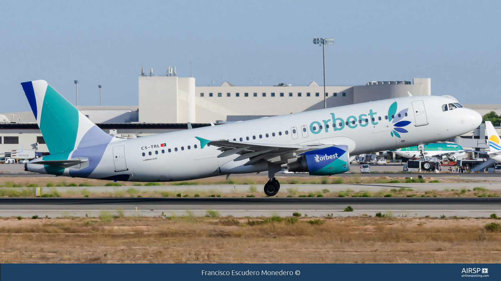 OrbestAirbus A320CS-TRL