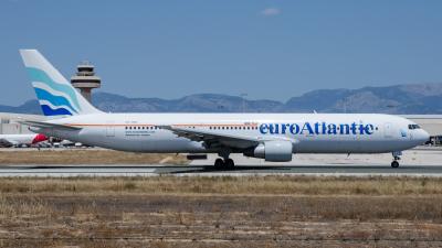 Euro Atlantic Airways Boeing 767-300
