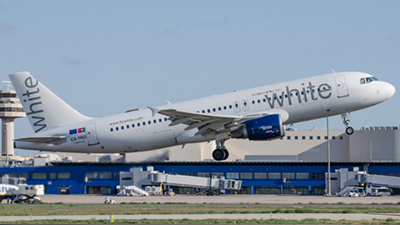 White Airways Airbus A320