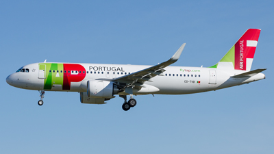 TAP Portugal Airbus A320neo