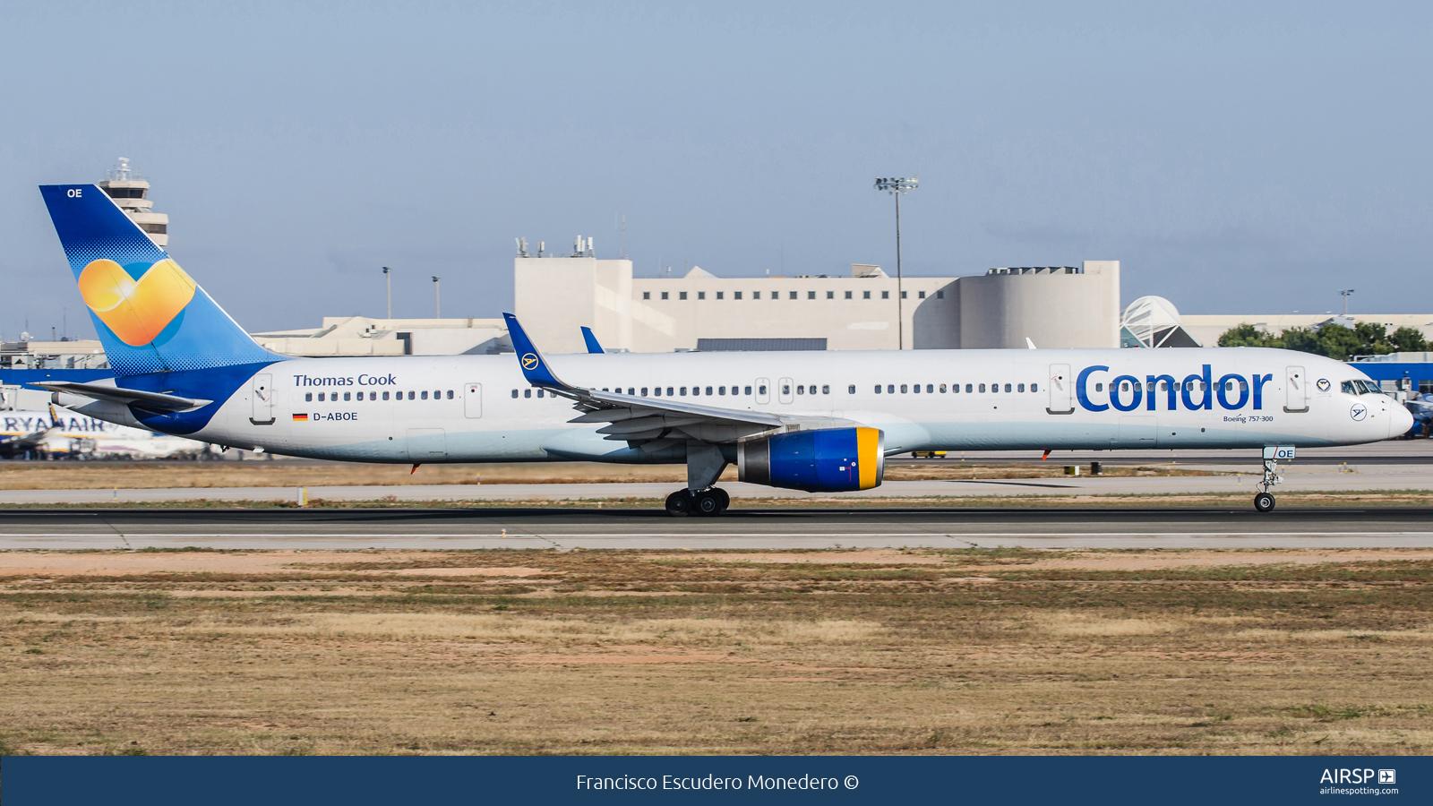Condor  Boeing 757-300  D-ABOE