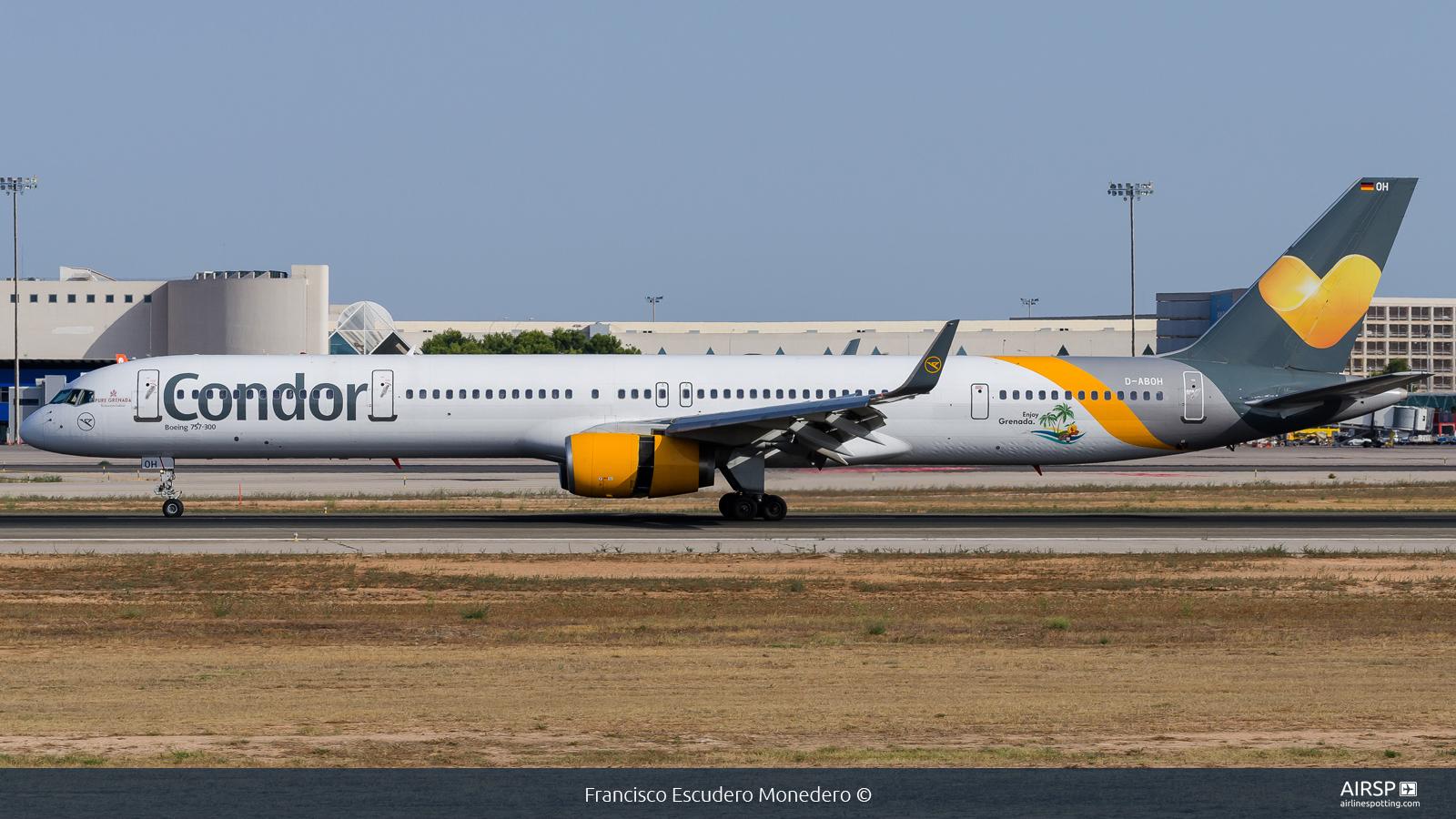 Condor  Boeing 757-300  D-ABOH