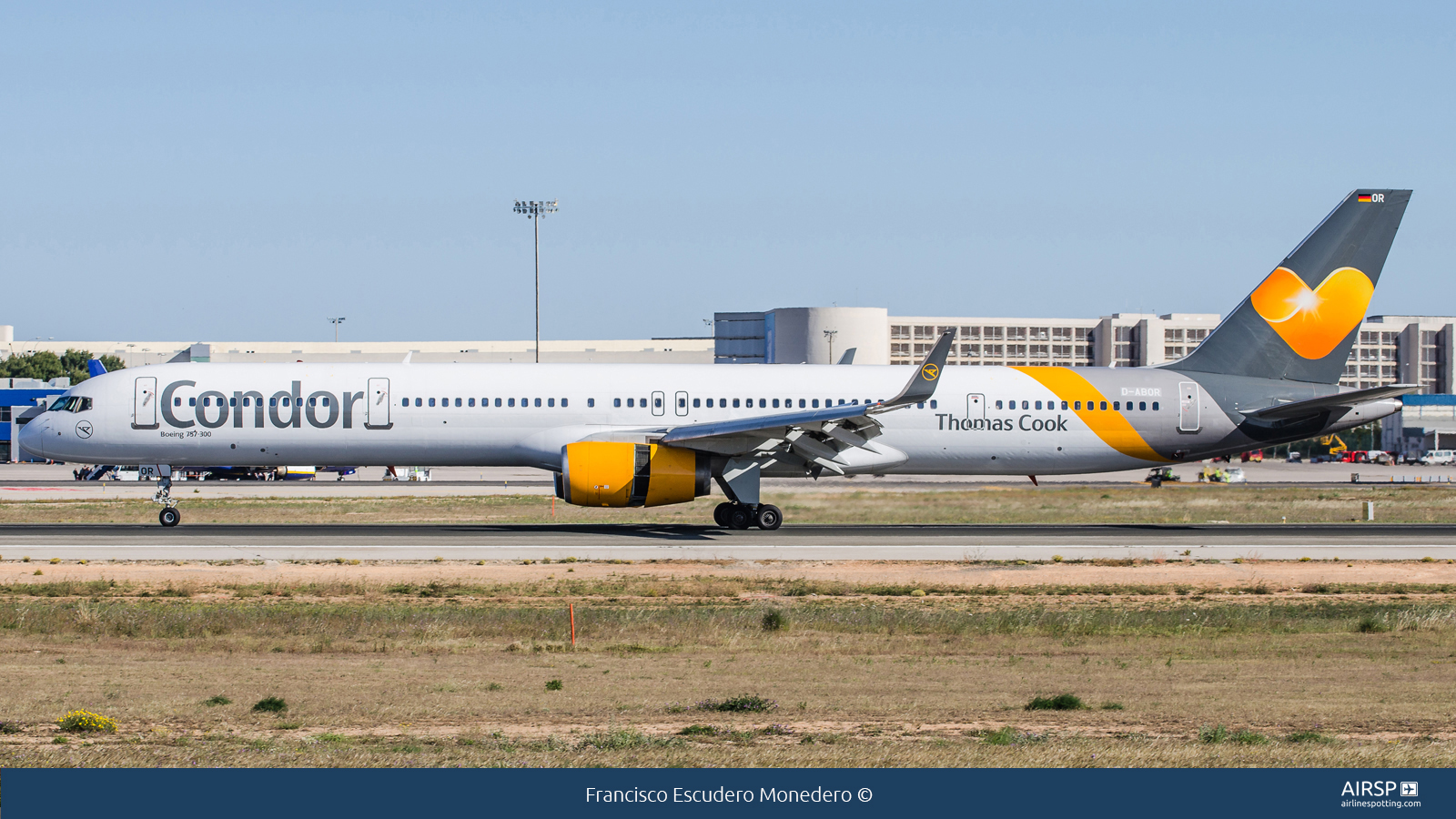 Condor  Boeing 757-300  D-ABOR