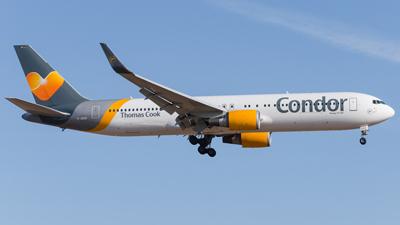 Condor Boeing 767-300