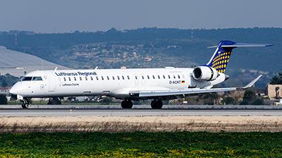 Lufthansa Cityline Bombardier CRJ-900