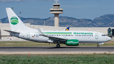 Germania Boeing 737-700