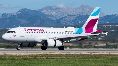 Eurowings Airbus A319