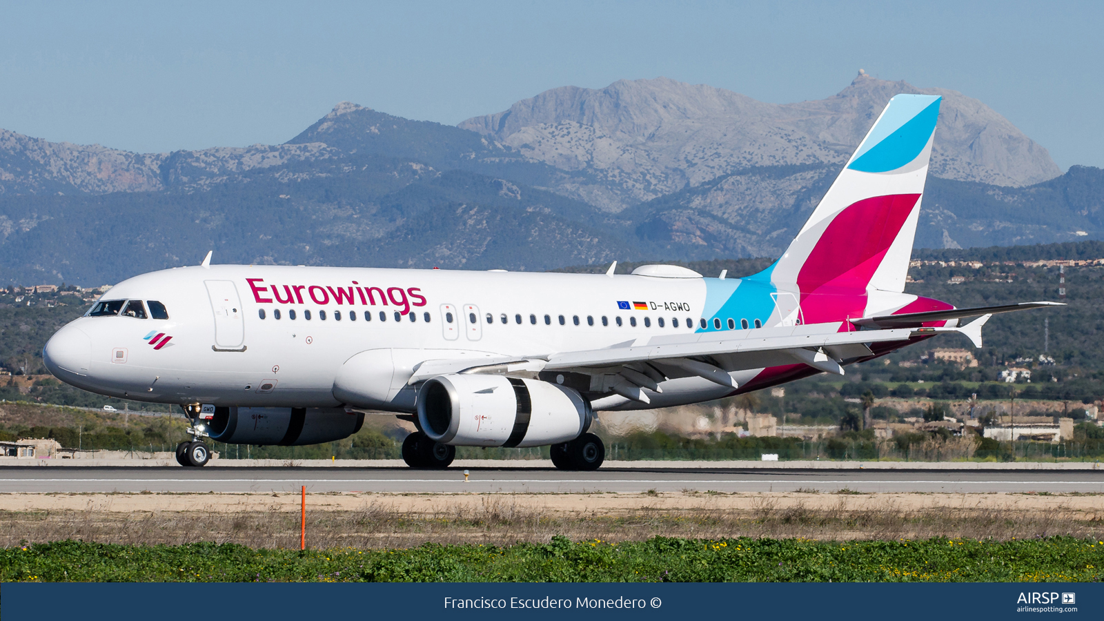 EurowingsAirbus A319D-AGWO