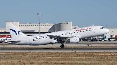 Hamburg Airways Airbus A320