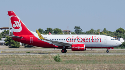 Air Berlin Boeing 737-700