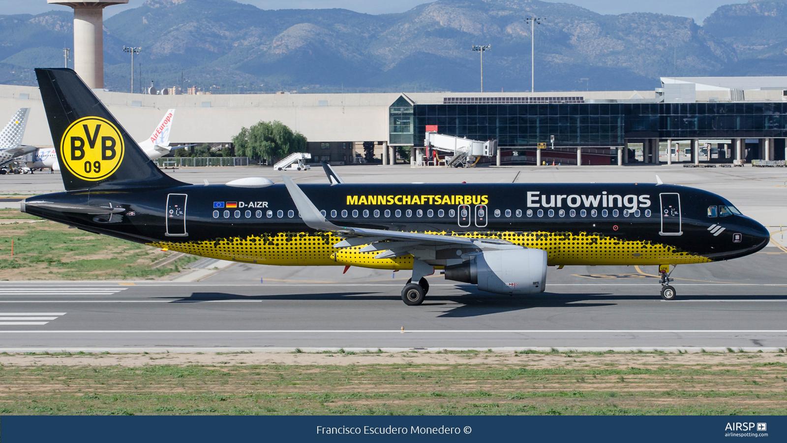 EurowingsAirbus A320D-AIZR