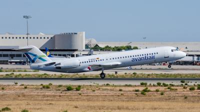 Avanti Air Fokker F-100