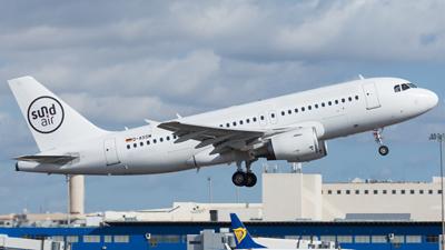 Sundair Airbus A319