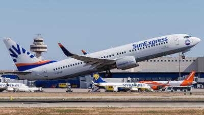 Sun Express Boeing 737-800