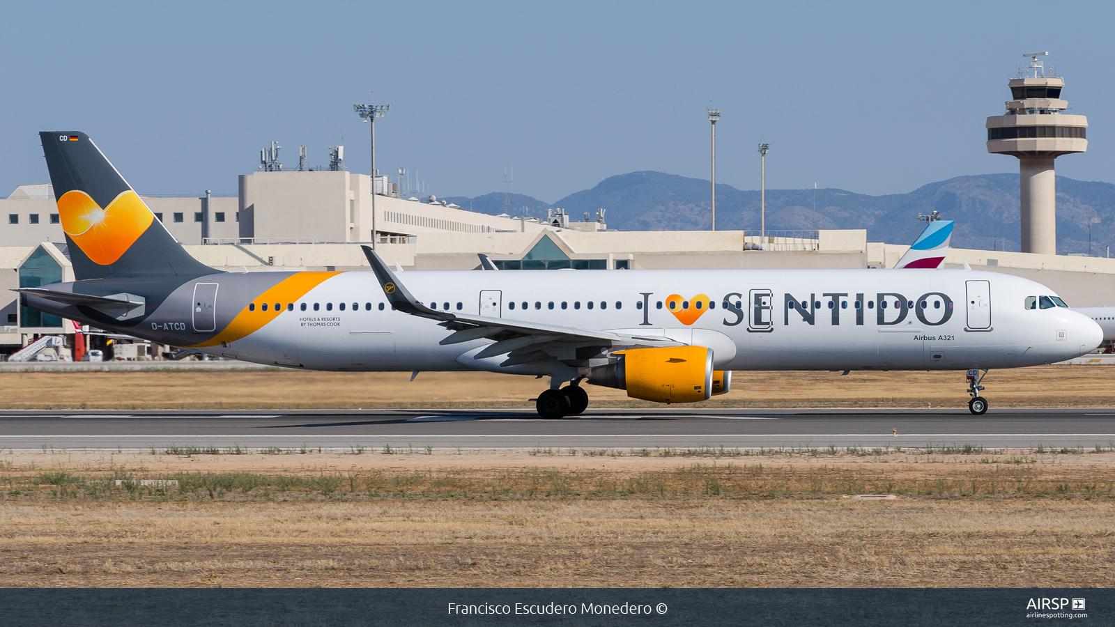 Condor  Airbus A321  D-ATCD