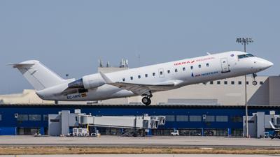 Air Nostrum Iberia Regional Bombardier CRJ-200