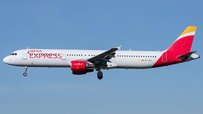 Iberia Express Airbus A321
