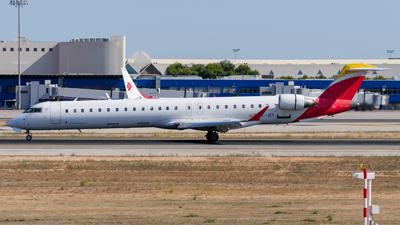 Air Nostrum Iberia Regional Mitsubishi CRJ-900