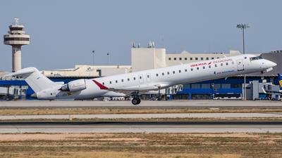 Air Nostrum Iberia Regional Bombardier CRJ-900