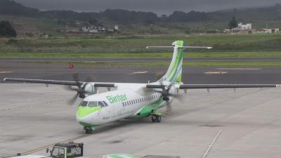 Binter Canarias ATR-72