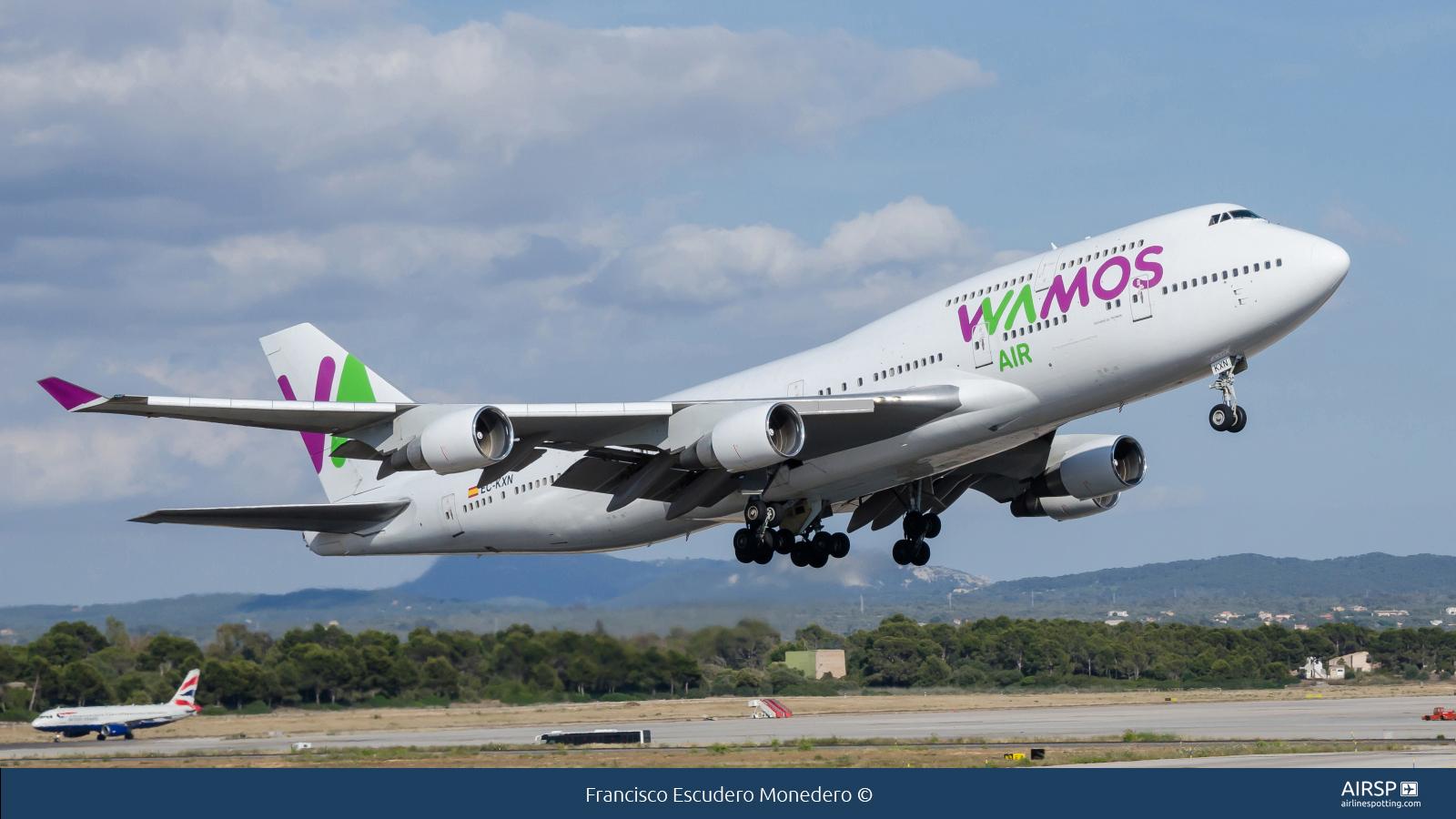 Wamos AirBoeing 747-400EC-KXN