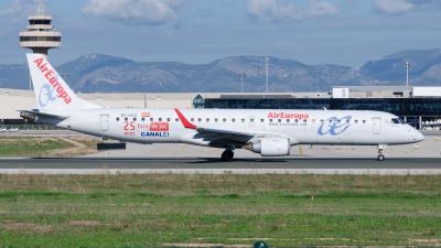 Air Europa Embraer ERJ-195