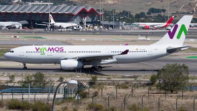 Wamos Air Airbus A330-200