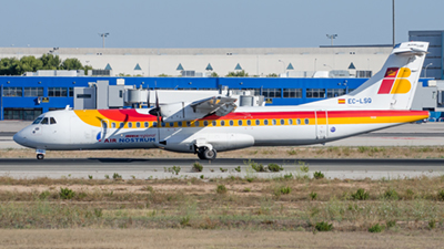 Air Nostrum Iberia Regional ATR-72