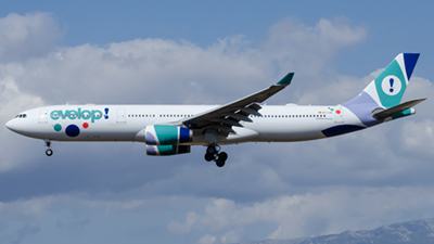 Evelop Airlines Airbus A330-300