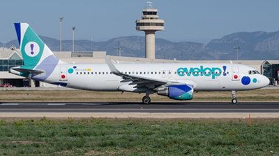 Evelop Airlines Airbus A320