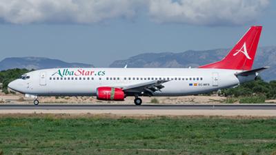 Alba Star Boeing 737-400