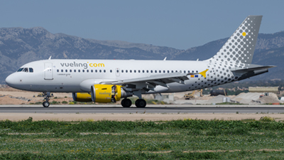 Vueling Airbus A319
