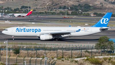 Air Europa Airbus A330-300