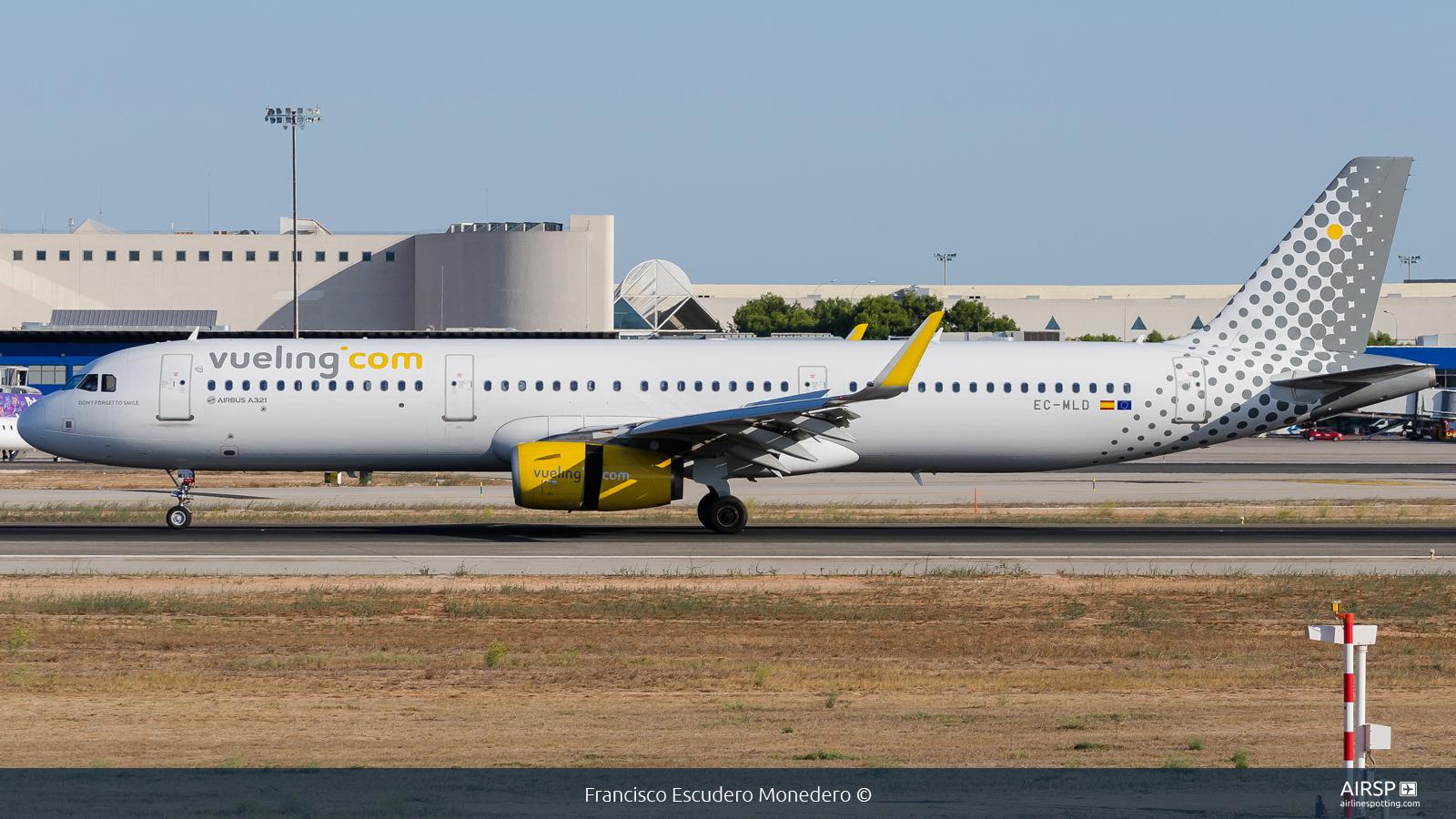 Vueling  Airbus A321  EC-MLD