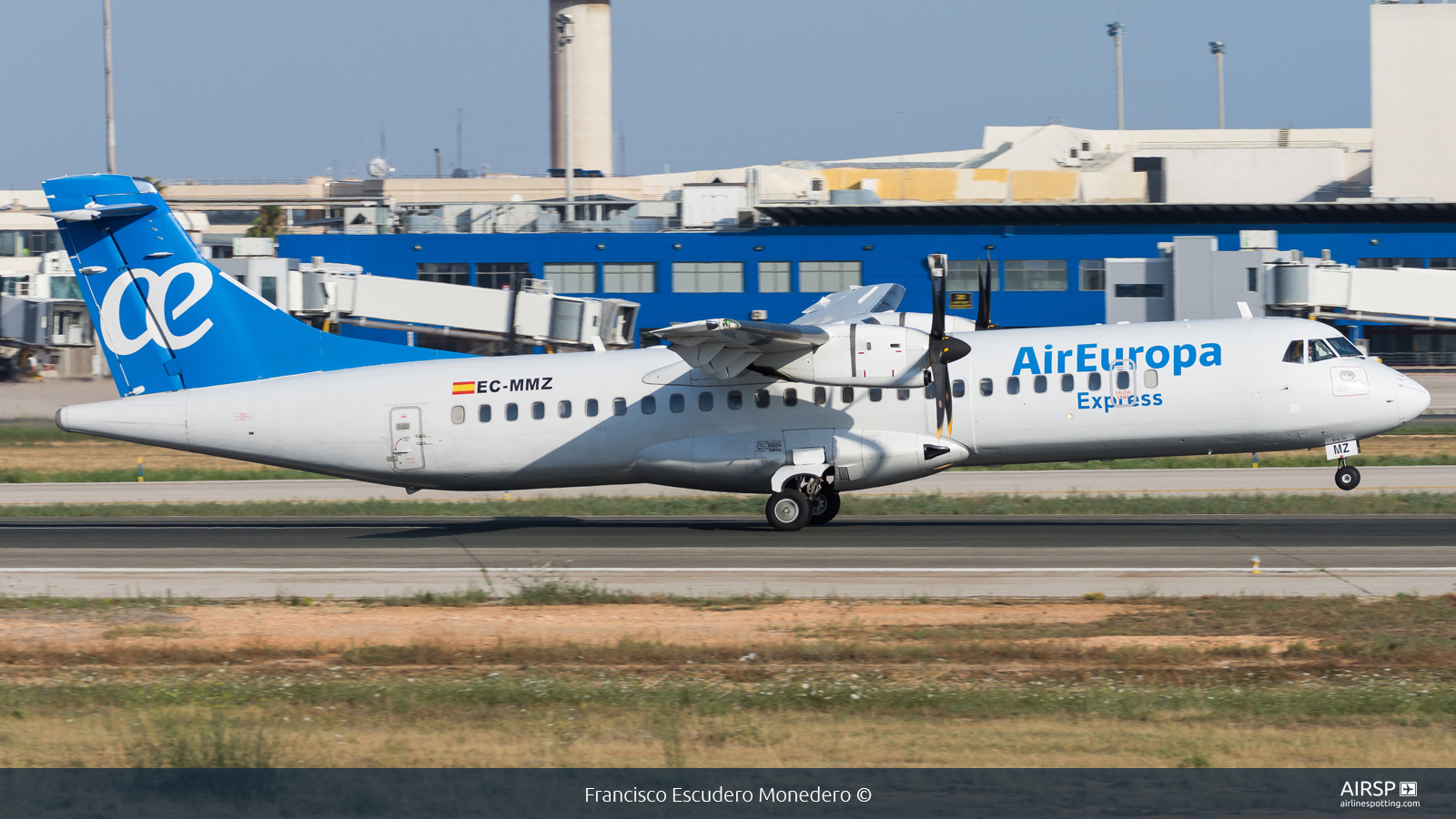 Air Europa Express  ATR-72  EC-MMZ