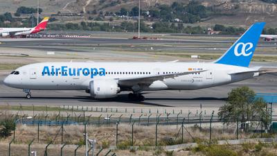 Air Europa Boeing 787-8