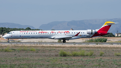 Air Nostrum Iberia Regional Bombardier CRJ-1000