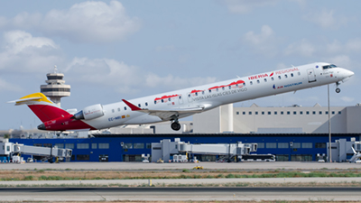 Air Nostrum Iberia Regional